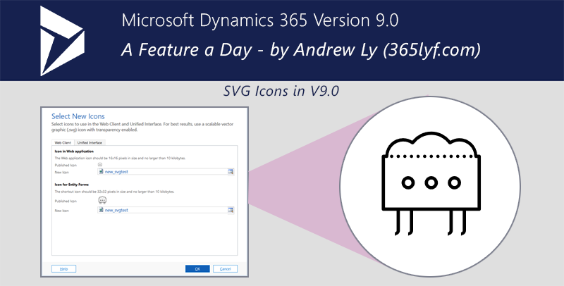 D365 V9 0 – A Feature a Day – Scalable Vector Graphics (SVG) Icon